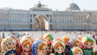 Mit dem Konzert in Sankt Petersburg sollten Brücken zur russischen Kultur geschlagen werden.
