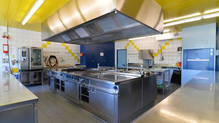 30 Jahre Alte Gastro Kuche Im Muhlefeldschulhaus Hat Ihren Zenit