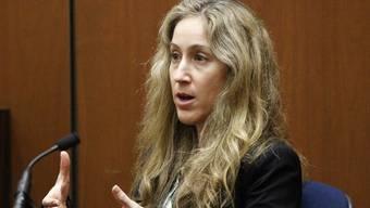 Richelle Cooper sagt vor Gericht gegen Michael Jacksons Leibarzt aus