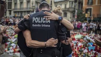 Fünf Wochen nach den Anschlägen in Barcelona und Cambrils hat die Polizei einen weiteren Verdächtigen festgenommen. (Archivbild)