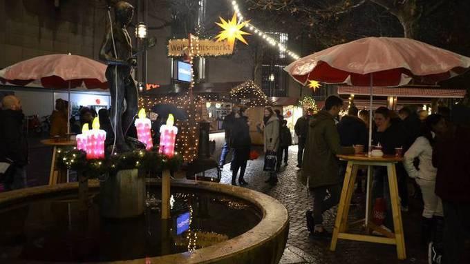 Auch der Weihnachtsmarkt in Aarau soll anders gestaltet werden.