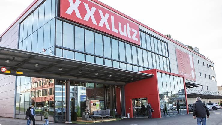 Die österreichische XXXLutz-Gruppe will als neue Besitzerin der Möbel Pfister zumindest in den kommenden ein bis zwei Jahren keine Änderungen beim Schweizer Möbelhaus vornehmen. (Archivbild)