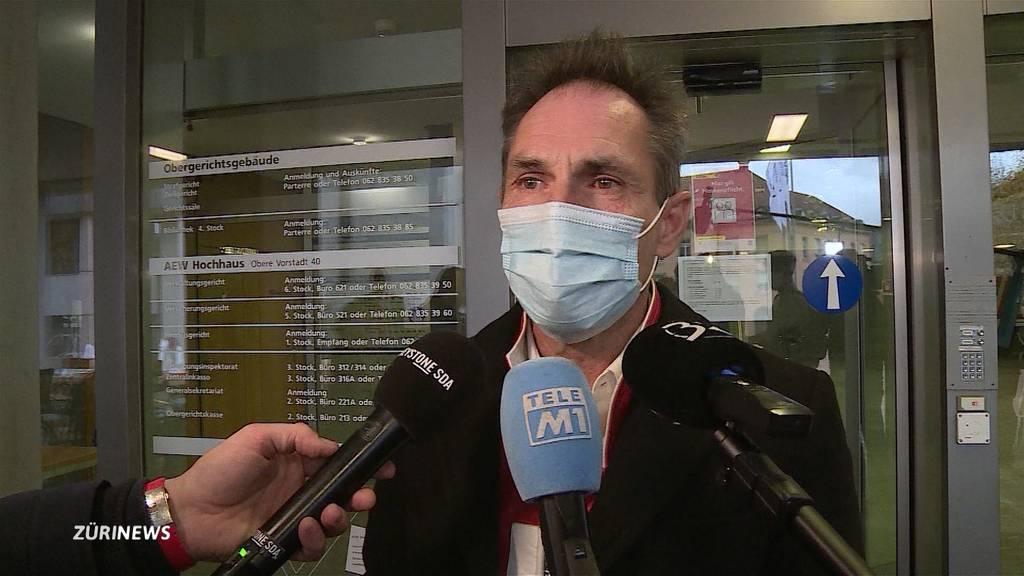 Aargauer Obergericht erklärt Freddy Nock für unschuldig