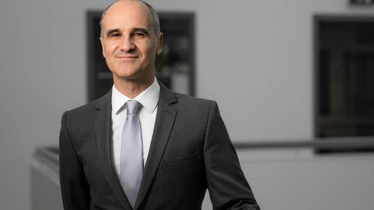 Matthias Geissbühler, Chief Investment Officer der Raiffeisen Schweiz