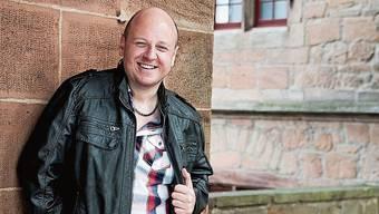 Seit zehn Jahren auf der Bühne: Manuel Föger alias Manuel Steiger.