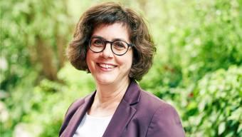 «Ich würde mich nicht darüber definieren, die erste Frau Gemeindeammann zu sein»: Bettina Lutz Güttler. Colin Frei