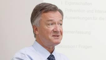 Alain Rossier verlässt die SGV. (archiv)