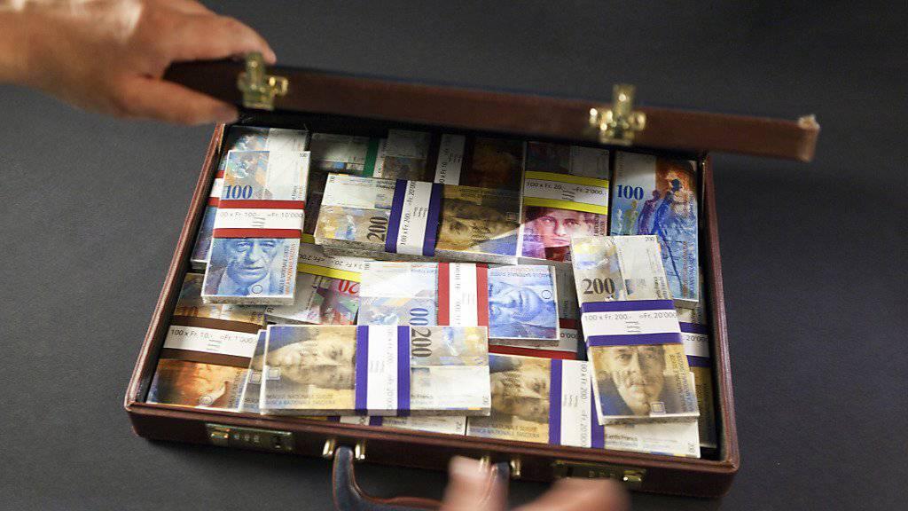 Verschwundenes Anlagevermögen wird zum Fall für die Walliser Justiz. (Symbolbild)