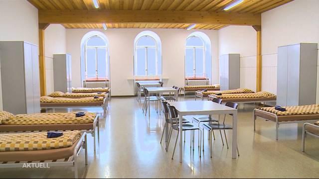 Facelifting für Kaserne Aarau