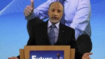 Keine Zukunft als FIFA-Funktionär: Mohamed bin Hammam