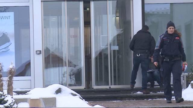 Banküberfall in Niederbipp
