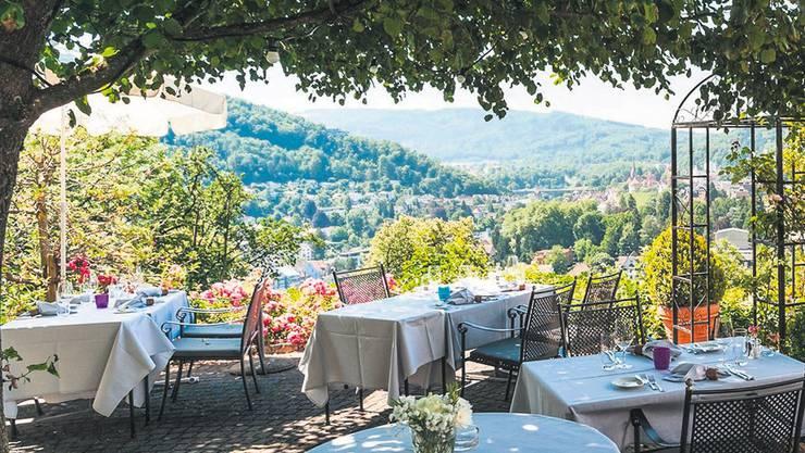 Genuss mit Weitsicht: Hertenstein Panorama Restaurant