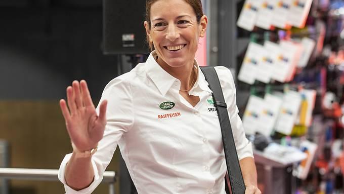 Kommt unverhofft zu einem WM-Einsatz: Olympiasiegerin Nicola Spirig