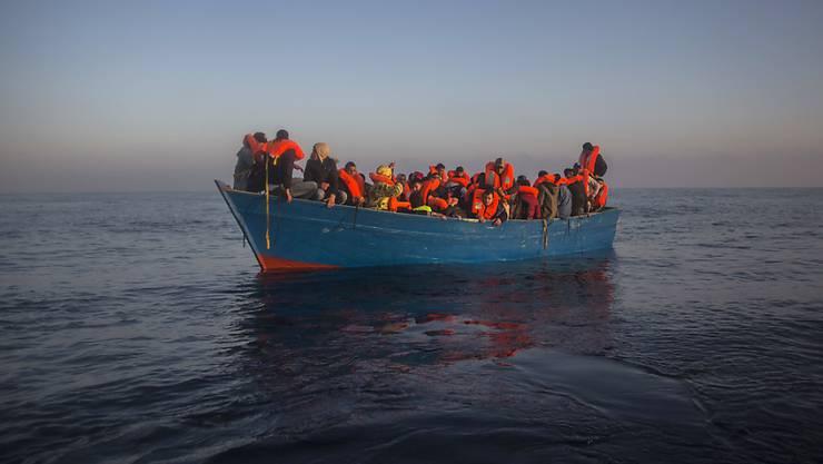 Hilfsorganisationen und Regierungsorganisationen haben keine Einigung erzielt, was die Rettung von Flüchtlingen auf dem Mittelmeer angeht. (Archiv)
