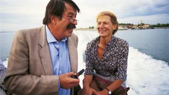 Günter Grass ist im Alter von 87 Jahren gestorben