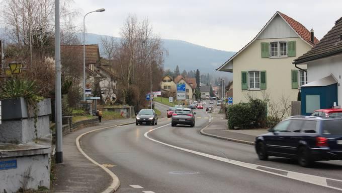 Das Strassenbauprojekt betrifft Küttigen und Aarau.