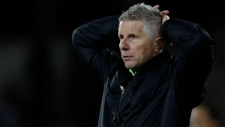 Der FC Aarau trennt sich per sofort von Trainer Livio Bordoli