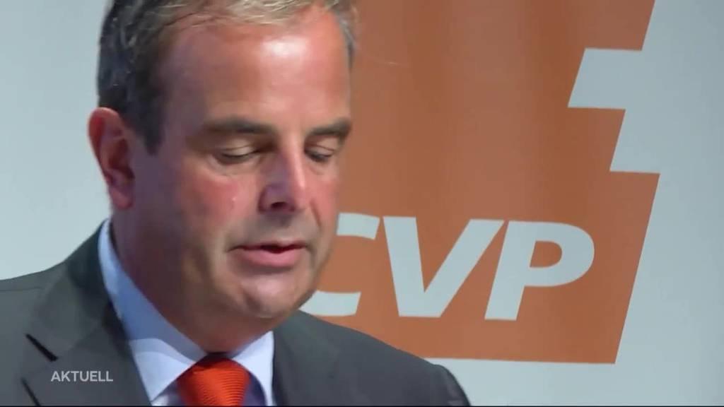 CVP: Neuer Parteiname und mögliche Fusion mit der BDP