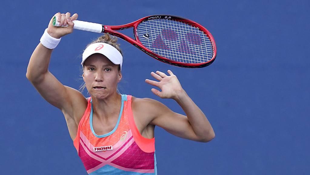 Viktorija Golubic erreicht ihren fünften Final 2021