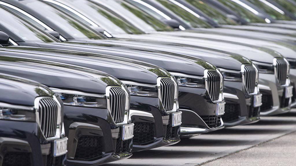 In der EU sind im April zum achten Mal hintereinander weniger neue Autos verkauft worden. (Symbolbild)