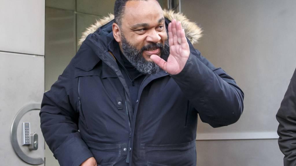 Prozess gegen französischen Komiker Dieudonné in Genf vertagt
