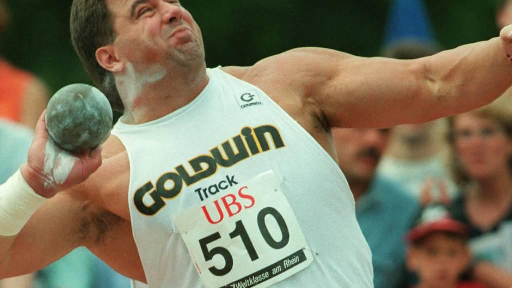 Barnes: 30 Jahre Weltrekord ohne Glaubwürdigkeit
