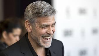 Unter anderem US-Schauspieler George Clooney kauft Yachten vom italienischen Luxusboothersteller Ferretti. (Archivbild)