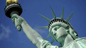 Wegen Shutdown geschlossen: die amerikanische Freiheitsstatue.