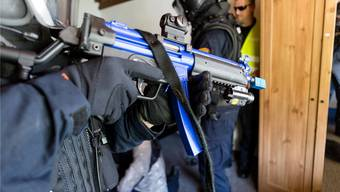 Bei einem Einsatz 2009 schoss ein Mitglied der Sondereinheit Argus (hier bei einer Übung) auf einen Mann.