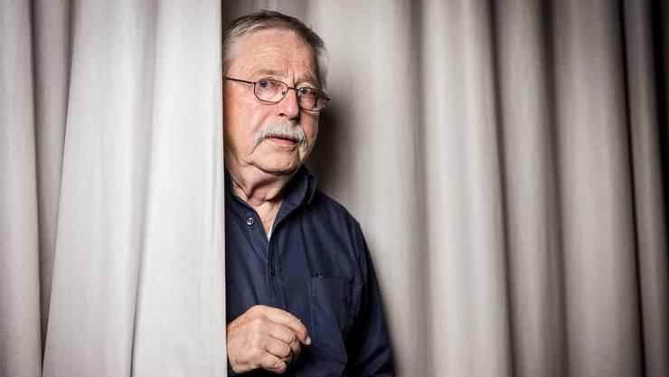 Wolf Biermann ist ein unangepasster Querdenker geblieben.Dominik Butzmann/laif