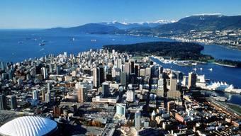 Hohe Blasengefahr: In Vancouver sind die Immobilienpreis ungesund hoch. (Archivbild)