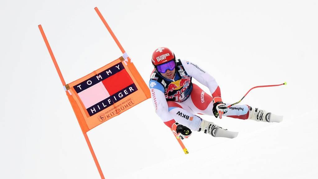 Routinier Beat Feuz will endlich in Kitzbühel gewinnen.