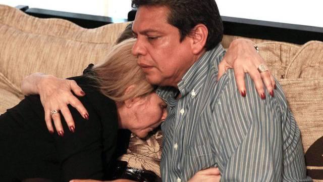 Die Eltern von Israel Hernández trauern um ihren Sohn