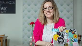 Sie sammelt mit einer Kampagne Geld für ihr Buch: Mona Sorcelli.