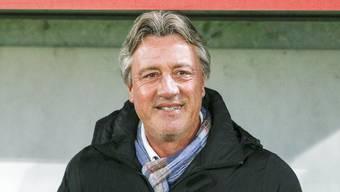 War Marco Schällibaum tatsächlich die erste Wahl des Klubs? Er schaut nach vorne und peilt mit dem FC Aarau wieder erfolgreiche Zeiten an.
