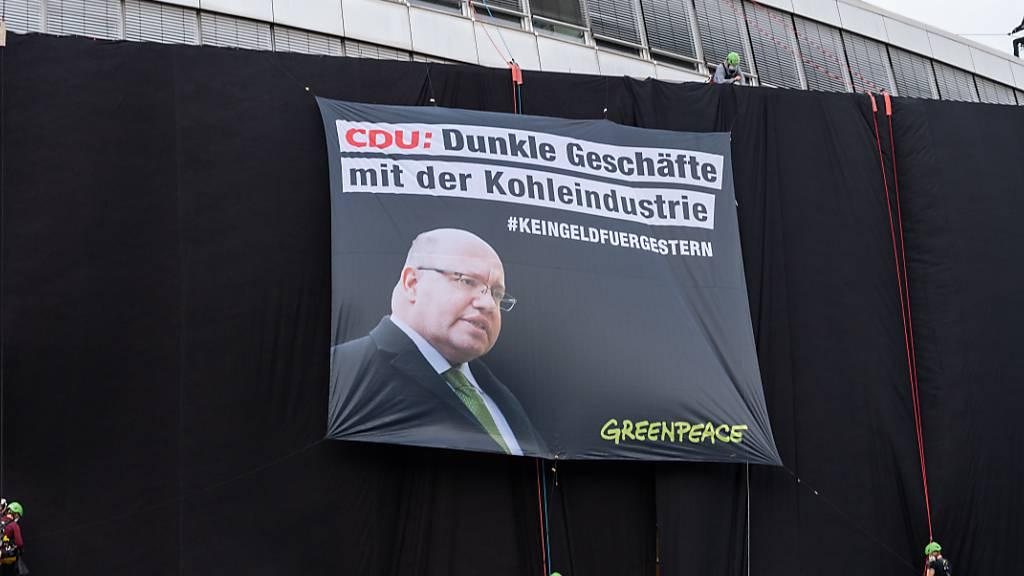 Umweltschützer fordern schnelleren deutschen Kohleausstieg