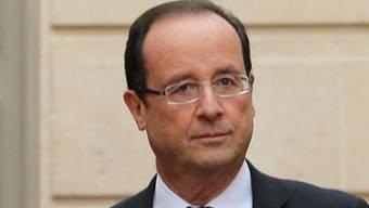 Frankreichs Präsident François Hollande brauchte deutliche Worte (Archiv)