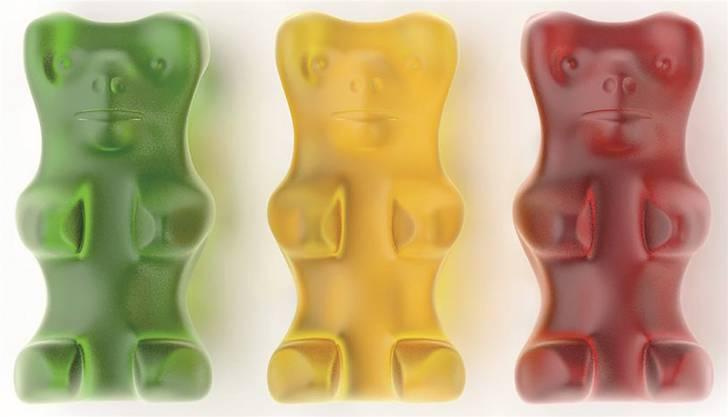 Geraten unter Druck: Süsswaren wie diese Gummibärchen der Firma Hunziker.