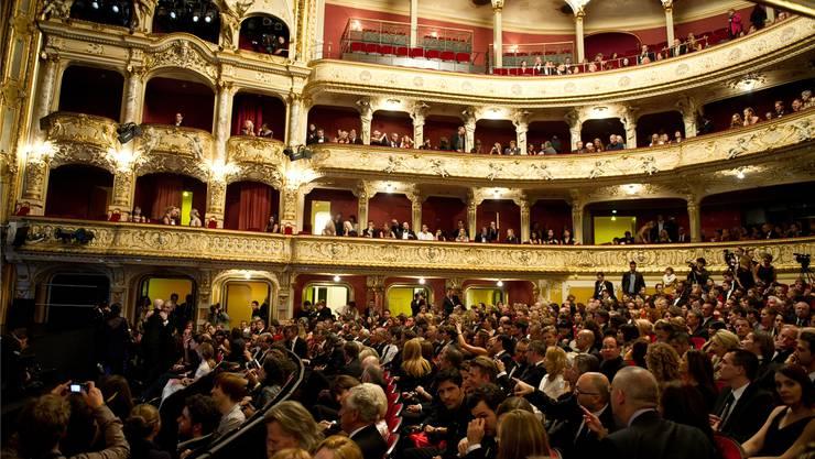 Auch das Zürcher Opernhaus profitiert vom interkantonalen Kulturlastenausgleich.