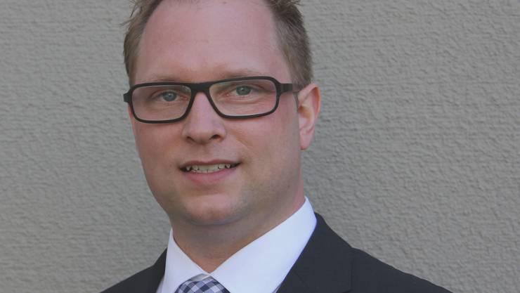 Neuer Staatsanwalt: Ronny Rickli