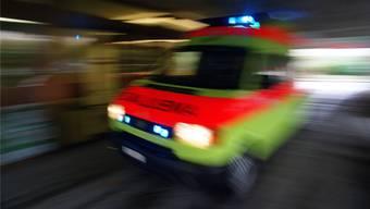 Werktags stehen im Kanton Aargau tagsüber bis zu 25 Ambulanzteams im Einsatz, nachts sind es rund 11 Teams (Symbolbild). Key