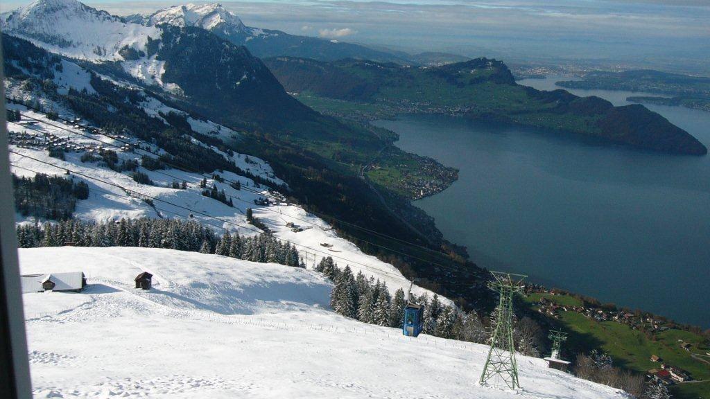 Am meisten neue Gäste bei zentralschweizer Seilbahnen