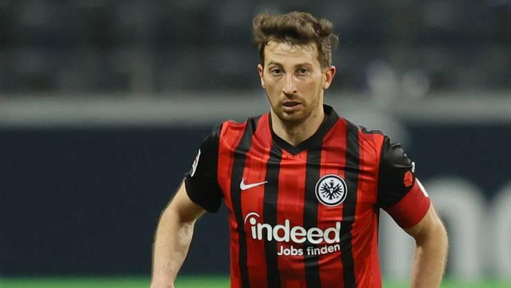 David Abraham bestreitet noch ein Spiel mit Frankfurt. Danach kehrt er in die Heimat zurück.