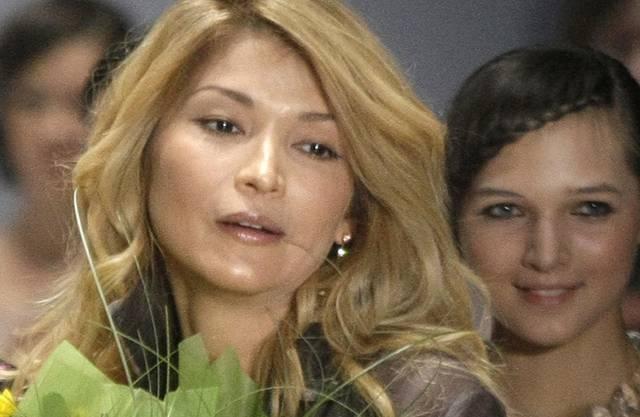 Präsidententochter Gulnara Karimowa (Archiv)