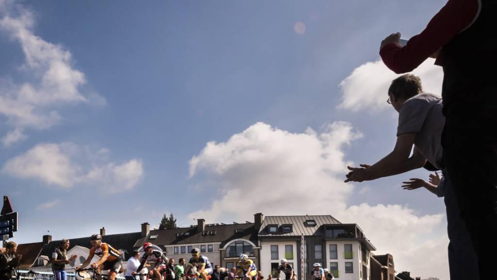 Die Strassen-WM 2021 findet im Radsport-Mekka Flandern statt