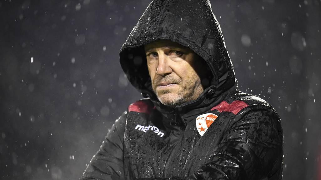 Trainer Stéphane Henchoz verlässt den FC Sion