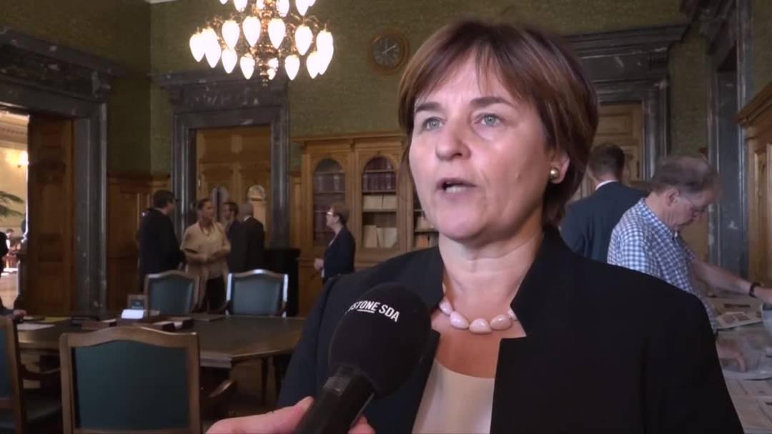 Nationalratspräsidentin: Keine Strafanzeige nach Klimaprotest im Nationalrat
