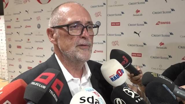 SFV-Präsident Peter Gilliéron hört im Frühling 2019 auf