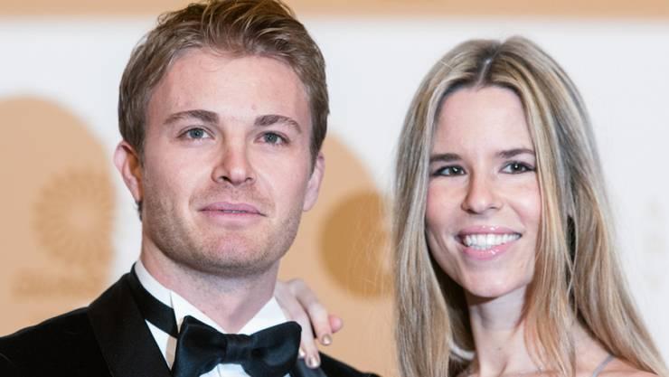 Der ehemalige Formel 1-Pilot Nico Rosberg und Ehefrau Vivian Sibold sind erneut Eltern geworden: In einem Youtube-Video verlieh Rosberg seiner Freude über seine zweite Tochter Ausdruck. (Archivbild)