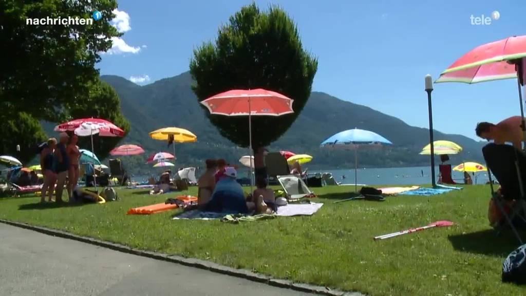 Deutschschweizer Touristen fluten Tessin